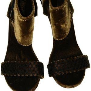 Sergio Rossi Vero Cuoio Heels